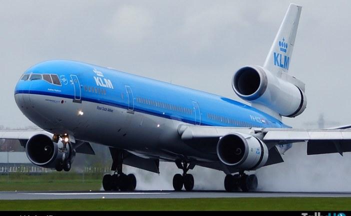 KLM retira los MD-11 de su flota
