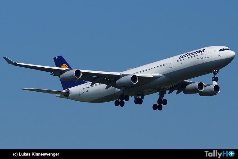 Lufthansa modifica un A-340-300 para pacientes con Ébola