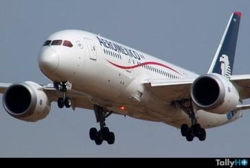Aerolíneas Aeroméxico comienza a operar hacia Chile con el Boeing 787-8