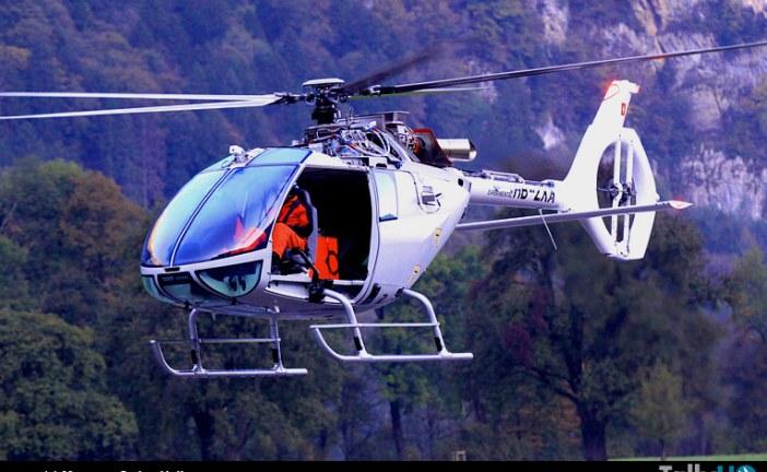 Exitoso primer vuelo del SKYe SH09 en Suiza