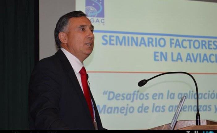 Academia de Ciencias Aeronáuticas de la USM analizó factores humanos y la seguridad en aviación