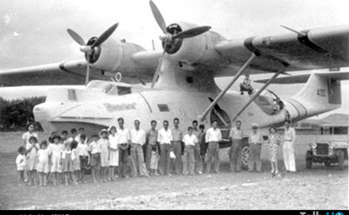 64 años del primer vuelo entre Chile continental e Isla de Pascua
