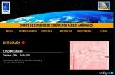 CEFAA Comité de Estudios de Fenómenos Aéreos Anómalos