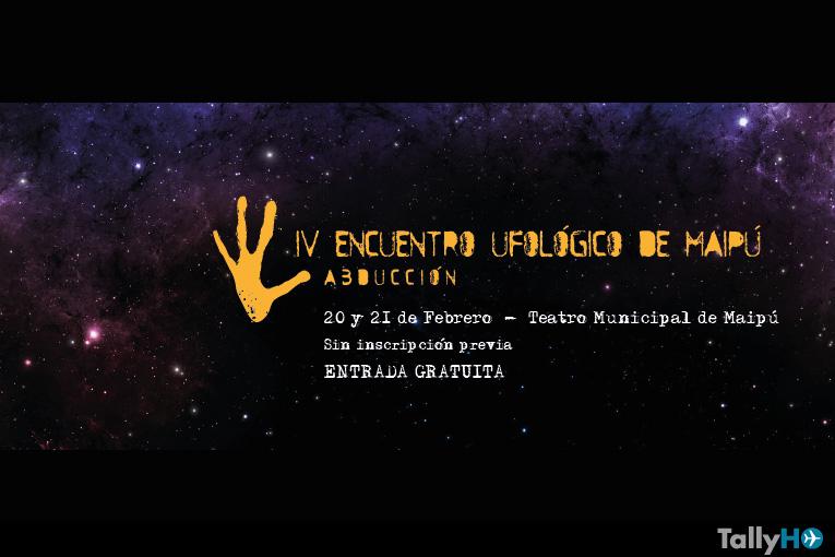 4to Encuentro Ufológico de Maipú: Abducciones