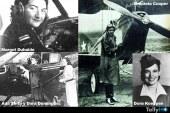 Coraje, ímpetu y determinación de las mujeres pioneras de la aviación chilena