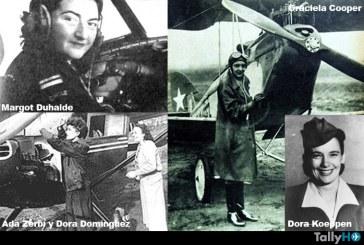 Mujeres aviadoras pioneras en Chile