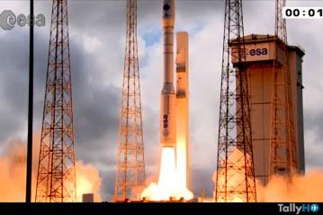 ESA: Vehículo experimental concluye con éxito su primer vuelo