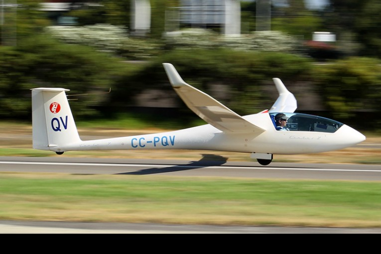 Final Sailplane Grand Prix de Santiago 2015