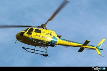 Piloto muere al caer helicóptero en San Fernando