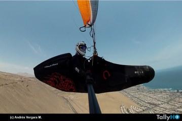 Parapente: el desafío de volar sin motor (II Parte)