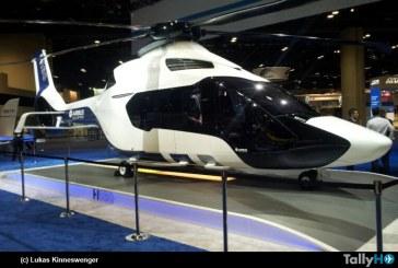Presentación del Airbus Helicopters H-160