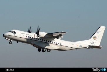 Fuerza Aérea de Filipinas recibe su primer C-295