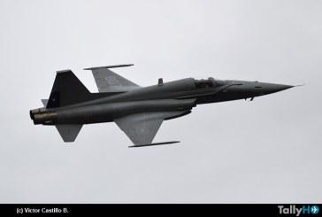 85 Aniversario de la Fuerza Aérea de Chile, exhibición aérea en la Región de Magallanes