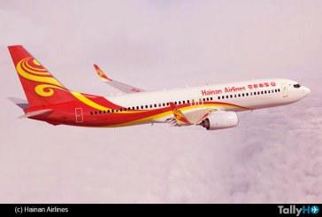 Exitoso primer vuelo de avión en China, utilizando aceite de cocina reciclado