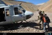 Operaciones aéreas combinadas de apoyo a la catástrofe del norte
