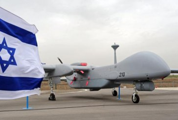 Israel no venderá nuevos drones a Rusia