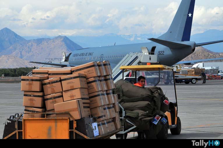 Centros de Acopio para llevar ayuda a los damnificados del norte de Chile
