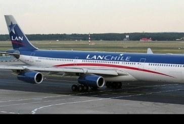 Adiós al Airbus 340 de LAN, el fin de la era de los cuatrimotores en la compañía
