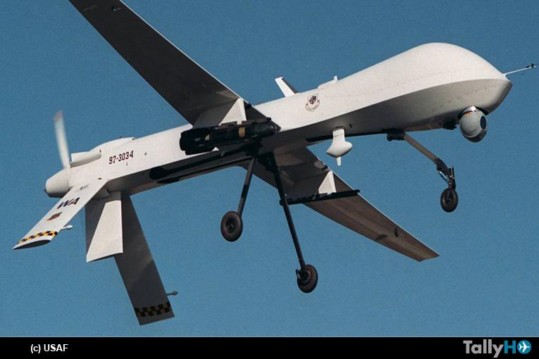 Los drones más letales de todos los tiempos