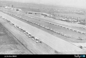 A 50 años de una imponente concentración aérea en Aeródromo Tobalaba