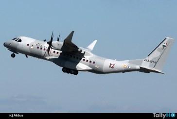 Marina de México, primer cliente del nuevo Airbus C295W