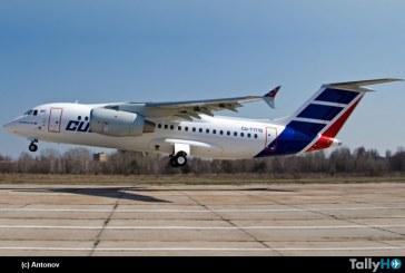 Aeronave de Cubana de Aviación trasladó a médicos de ese país a Región de Atacama