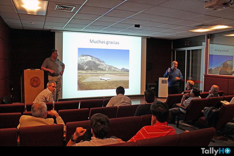 Seguridad de Vuelo y Medicina de Aviación en el CMAE FACH