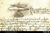 "Del ""Tornillo Aéreo"" de Da Vinci, al actual helicóptero"