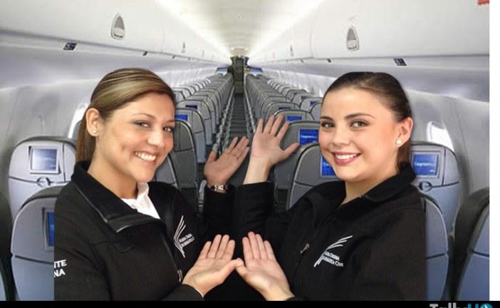 """Tripulante auxiliar de cabina: …un """"vuelo"""" hecho realidad"""