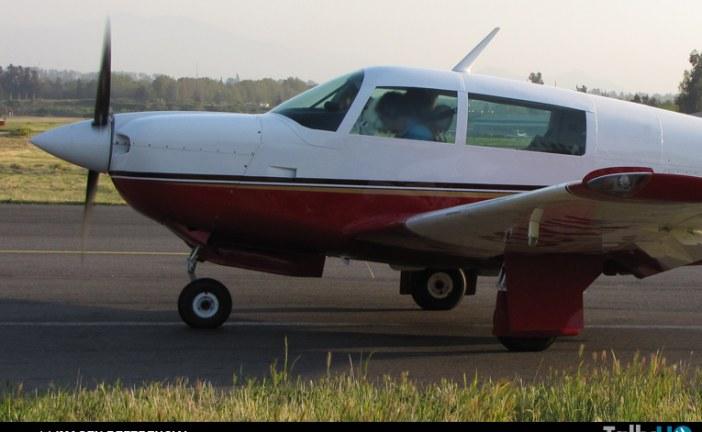 Fue encontrada la aeronave extraviada en sector de San Clemente, con su piloto fallecido