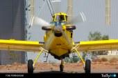 Se estrella avión Air Tractor en Región del Bío Bío