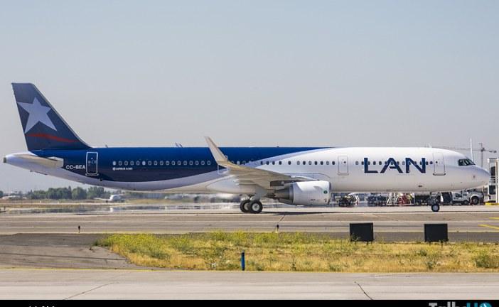 LAN anunció vuelos directos entre Santiago y La Paz