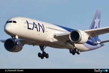 LAN anuncia las rutas que operará con su nueva flota  Boeing 787-9