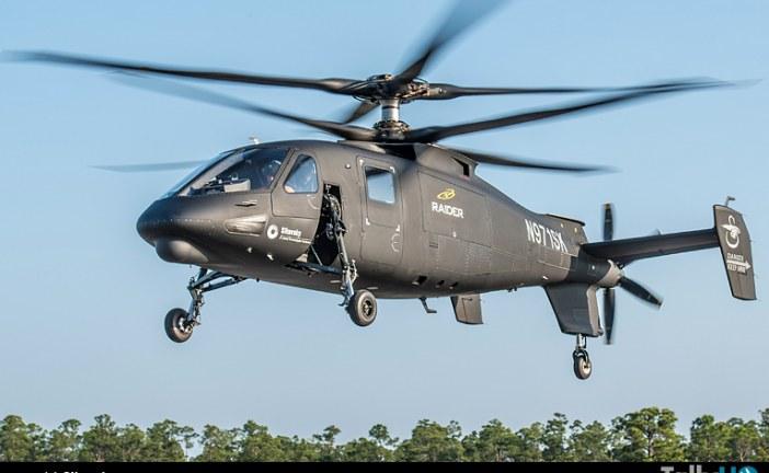 Exitoso primer vuelo del Sikorsky S-97 Raider