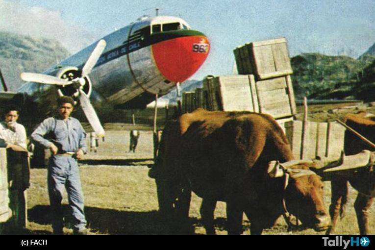 aviacion-historia-c47-puente-aereo-valdivia