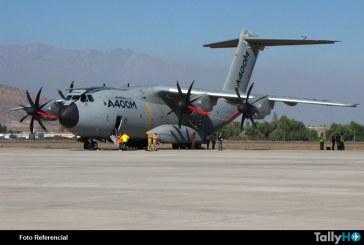 Se estrella A-400M en las cercanías del Aeropuerto de Sevilla