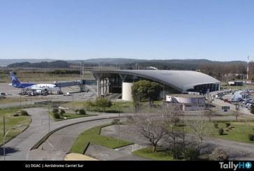 Aeropuertos de Chile se preparan ante la demanda aérea en días de la Copa América