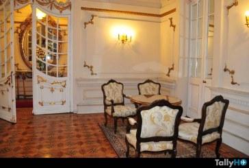 En el día del Patrimonio, la FACH abrió las puertas del Club de Oficiales