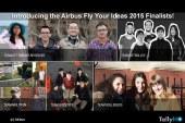 Airbus anuncia los equipos finalistas del concurso FLY YOUR IDEAS