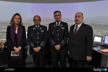Aniversario 57 de la Escuela Técnica Aeronáutica de Chile