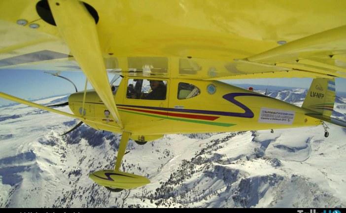 Entrevista a los pilotos de «Uniendo Las Américas, Camino a Oshkosh 2015»
