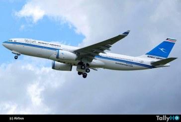 Aerolíneas Kuwait Airways recibe su primer Airbus A330-200