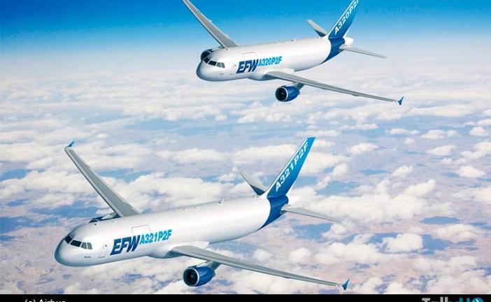 Airbus logra pedidos de aviones por US$57 mil millones en el París Air Show 2015