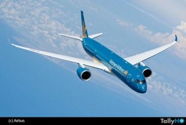 Airbus A-350 XWB, ya tiene su segundo operador, Vietnam Airlines