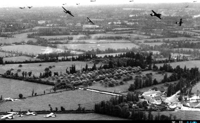 """El """"Día D"""": 13.000 aeronaves participaron en la mayor operación militar combinada"""
