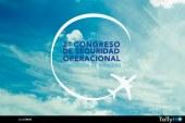Cuenta regresiva para el II Congreso de Seguridad Operacional y Medicina de Aviación