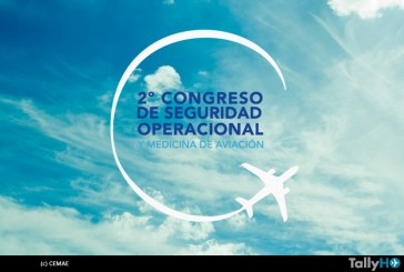 Se acerca el II Congreso de Seguridad Operacional y Medicina de Aviación