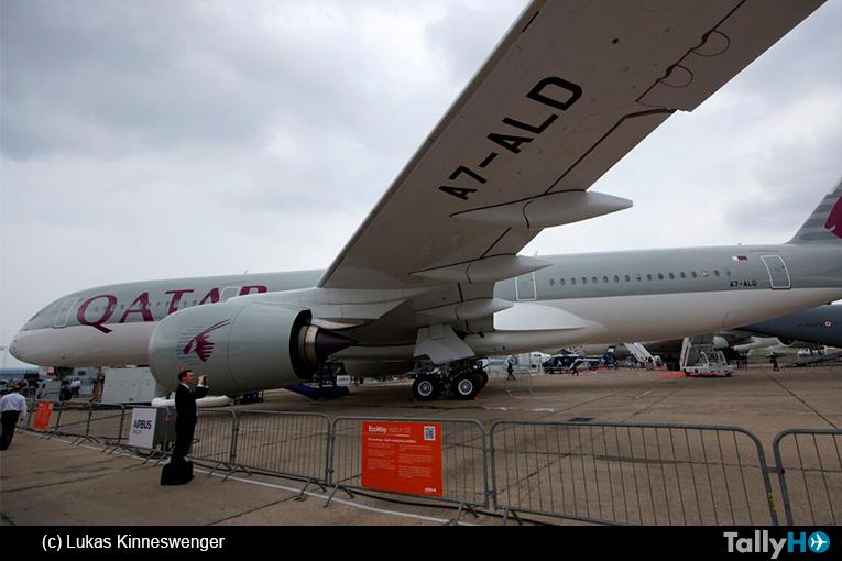 Ruta comercial más larga sin escalas anunció Qatar entre Doha y Santiago