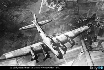 """El Bombardero Boeing B-17, la """"Fortaleza Volante"""" cumple hoy 80 años"""