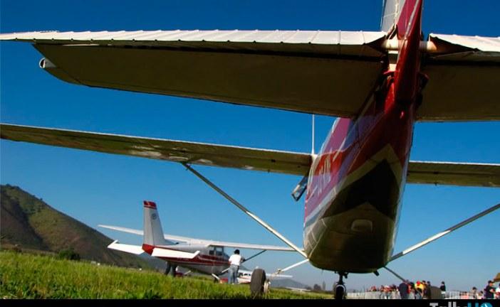 DGAC informó a los beneficiados con el fondo de fomento de la aviación civil